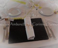 mariage assiette