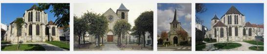 Eglise de Chenevières sur Marne
